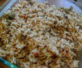 Healthy and Fast Meals:  Simple Spanish Rice