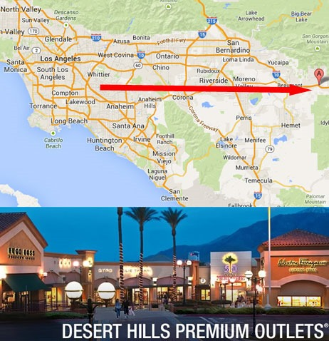Outlet Shopping Guide in New York,San Francisco, Los Angeles,Chicago